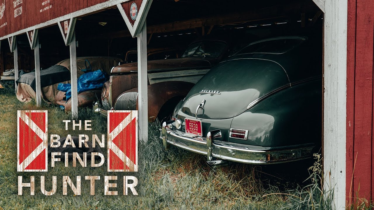 Out in wild Montana, Barn Find Hunter shines a light on unloved classics
