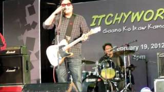 Gaano Ko Ikaw Kamahal - Itchyworms Cover @ Festival Mall