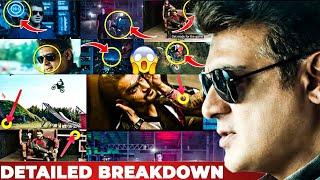 Glimpses of Valimai Breakdown | Ajith Kumar | Yuvan Shankar Raja | Vinoth | Boney Kapoor  #4KUHD