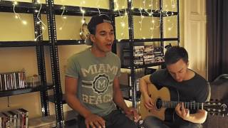 """""""Holding On"""" Gregory Porter cover ft Theo Spencer-Brown"""