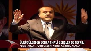 """ESKİ ADAY, PARTİMZİİN ADINI AĞZINA ALMA"" (04.12.2015-BOLU)"