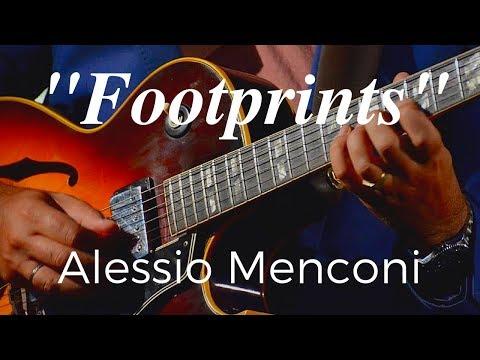 Footprints - Alessio Menconi