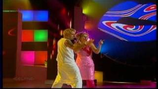 Eurovision Song Contest 2000 12 Iceland *August & Telma* *Tell Me!* 16:9 HQ