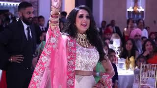 Punjabi Couple [Sukha & Jasmeet] Dance Performance width=