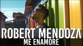 Me Enamoré (Violin Cover by Robert Mendoza) [OFFICIAL VIDEO]