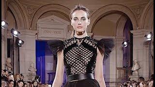 DANY ATRACHE Haute Couture Spring Summer 2019 Paris - Fashion Channel