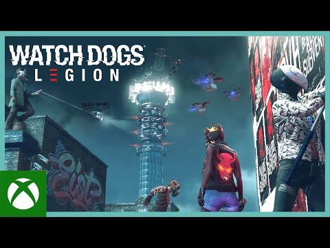 Watch Dogs: Legion: First Update Launch Trailer | Ubisoft [NA]