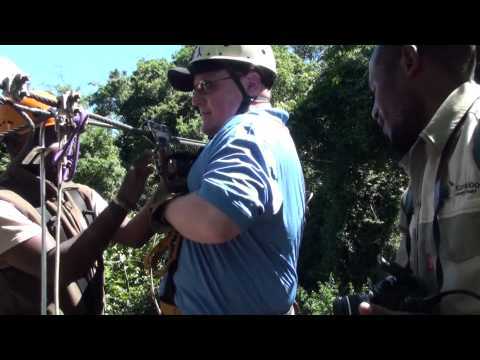 Karkloof Canopy Tours in South Africa