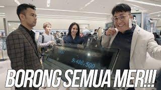 BELANJAIN SEMUANYA KHUSUS MERRY - MERR BORONG ABISS MERR!!
