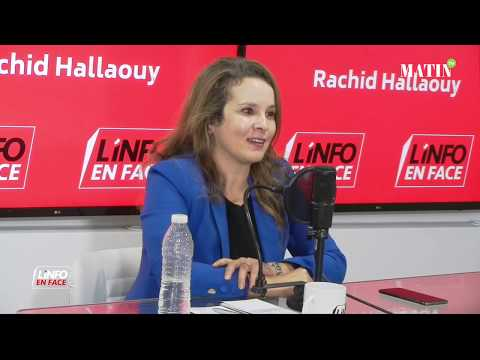 Video : L'Info en Face avec Charafat Afilal