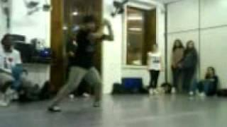 Filipi Escudine @ Projeto Urbanus - Lyceu Escola de Dança