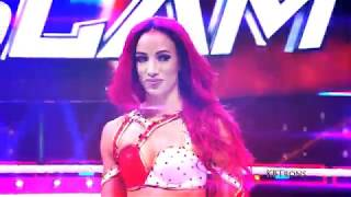 Sasha Banks 4th Custom Entrance Video (Titantron)