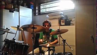 Eric Carmen - Hungry Eyes (drum cover)