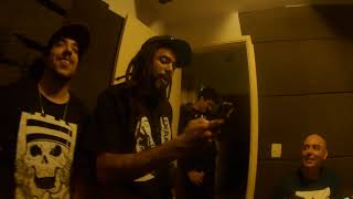 Malik Mustache Feat. Batz Ninja (ConeCrewDiretoria) - Chocolate ( PREVIEW IN STUDIO)
