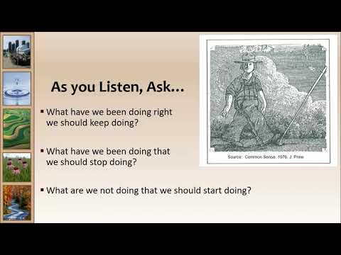 How Did We Get Here? A Historical Review of Conservation Programs Webinar
