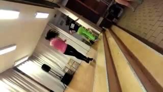 Dance dance stop (podla Dominiky)