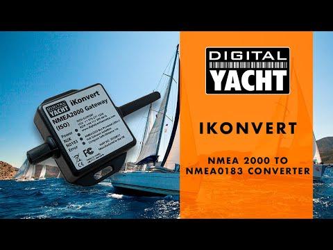 IKonvert - NMEA 0183 NMEA 2000 Converter