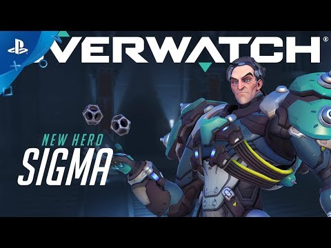 Overwatch - Sigma   PS4