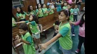 Dançando com Jesus