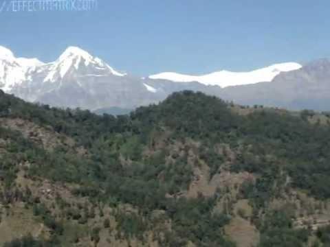 Fistail Pokhara Annapurna Trekking Nepal