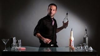 How to Do the Shadow Pass | Flair Bartending