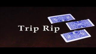 Trip Rip by Rian Lehman & Sensor Magic