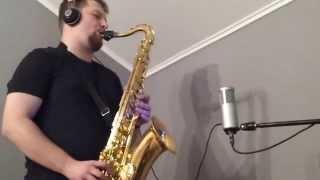 Hallelujah - Tenor sax cover