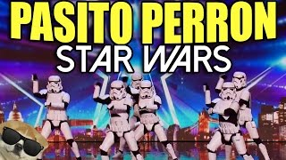 PASITO PERRÓN - STAR WARS | BRITAIN'S GOT TALENT