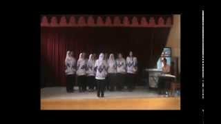 HOT-HYMNE PGRI. Live KUR Dabin IV Gandrungmangu Cilacap 2014