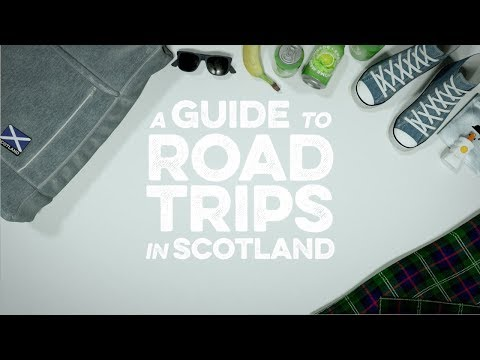 A Guide To Road Trips in Scotland