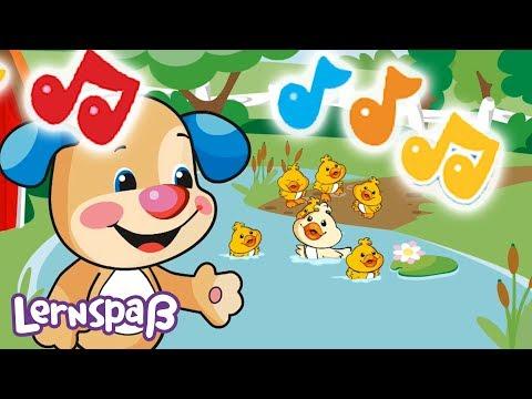 Lass uns zum Bauernhof! | Lernspaß | Fisher-Price Deutsch | Kinderlieder | Cartoons für Kinder
