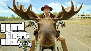 "Gta V Macklemore and Ryan Lewis ""Downtown"" Parody"
