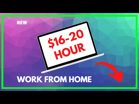 "NEW REMOTE JOBS - NOW HIRING! Best Remote ""Work From Home"" Jobs 