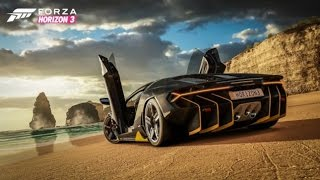 Forza Horizon 3 Official E3 Trailer (Full HD)