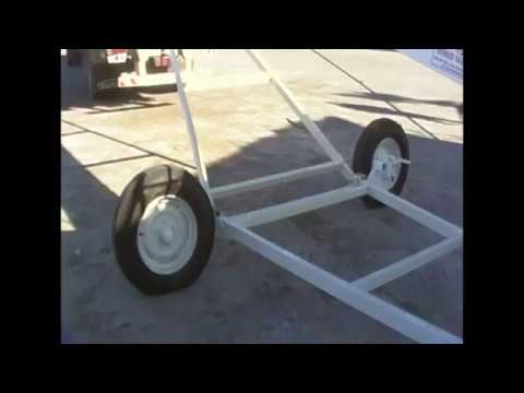 Eje con movimiento lateral Bec-Car