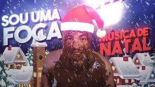 SOU UMA FOCA CANTANDO MÚSICA DE NATAL! - (Especial de Natal) (REMIX) Luccas Neto