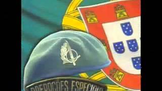 PRECE DE OPERAÇÕES ESPECIAIS  RANGERS DE PORTUGAL