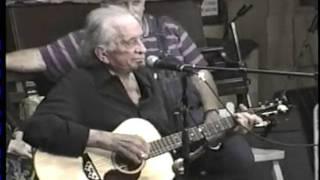 Johnny Cash's last public performance -- Understand Your Man (Hiltons, VA, 2003)