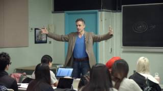 Jordan Peterson on sexual selection and the dominance hierarchy