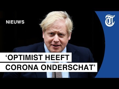 Boris Johnson opgenomen op intensive care door corona