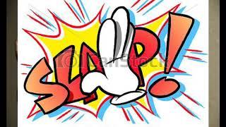 Slap day special video ..... slap sound effects... by aj ka fun