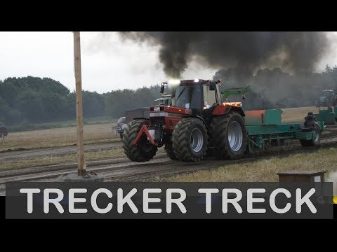 German Tractor Weight Pulling Competition - Bargstedt