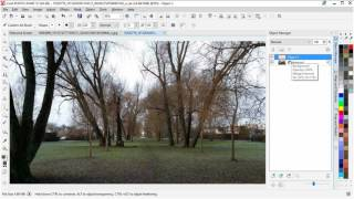 Corel PHOTO-PAINT Tip: Create Sun and Light effects