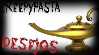 Desejos - Creepypasta [Português, BR - Mokeas]