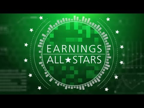 This Week's Best Earnings Charts