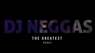 Sia - The Greatest -  Remix kizomba by Dj Neggas 2k17 ( official Video 4K )