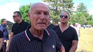 Saban Saulic - potresen na sahrani prica o neostvarenom duetu sa Sinanom Sakicem