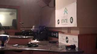Borghi-Teager Perform on Current State at 90.5 WKAR, East Lansing