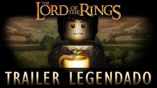 Trailer Legendado Lego O Senhor dos Anéis (The Lord of the Rings) - Trailer de Lançamento
