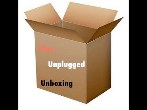 Unboxing #1 23-01-2017